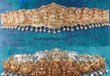 lakshmi vaddanam designs