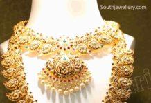 mango necklace and haram
