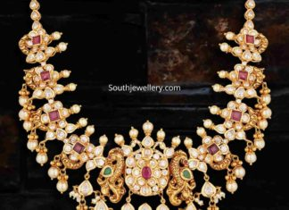 polki diamond necklace (1)