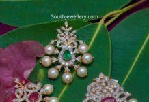 small diamond pendants for nallapusalu