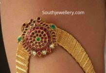 traditional gold vanki