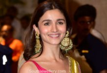 alia bhatt heavy polki diamond chandbalis (1)