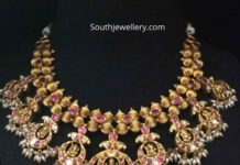 antique gold necklace (1)