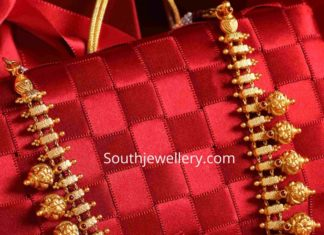 gold necklace designs 2019
