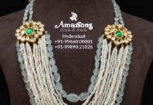 keshi pearls necklace