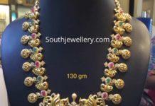 22 k gold haram designs latest