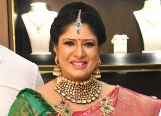 actress sanghavi polki jewellery by tbz