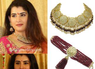 archana sashtry engagement jewellery (5)