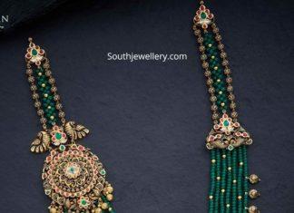 emerald beads haram