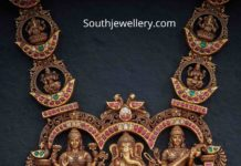 latest temple jewelry designs