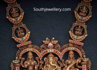 latest temple jewelry designs