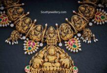 lakshmi motifs haram