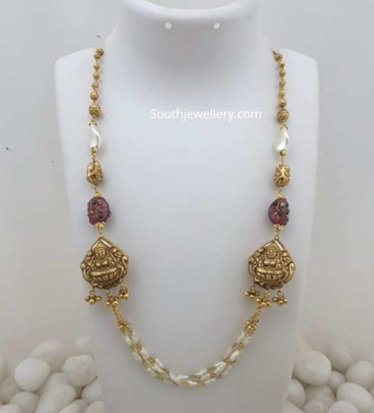 light weight gold haram designs