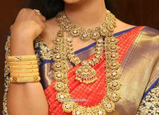 manepally traditional gold necklace collection (1)
