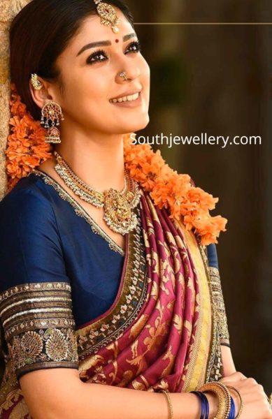 nayanthara jewellery sye raa narasimha reddy (3)