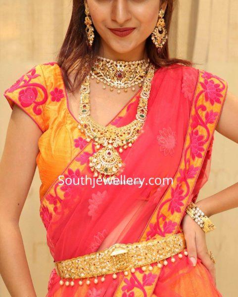 pachi jewelry manepally