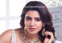 samantha nac jewellery ad