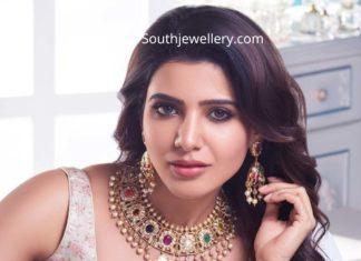 samantha nac jewellery ad