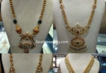 simple gold haram designs