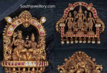 temple jewellery pendants (1)