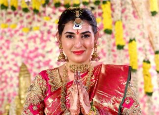 bigg boss ARCHANA SHASTRY wedding jewellery (1)