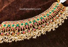 kundan guttapusalu necklace
