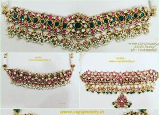 kundan necklace designs (1)
