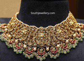 kundan necklace designs