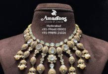 latest gold necklace designs 22 k gold (2)