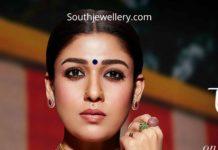nayanthara in tanishq jewellery ad