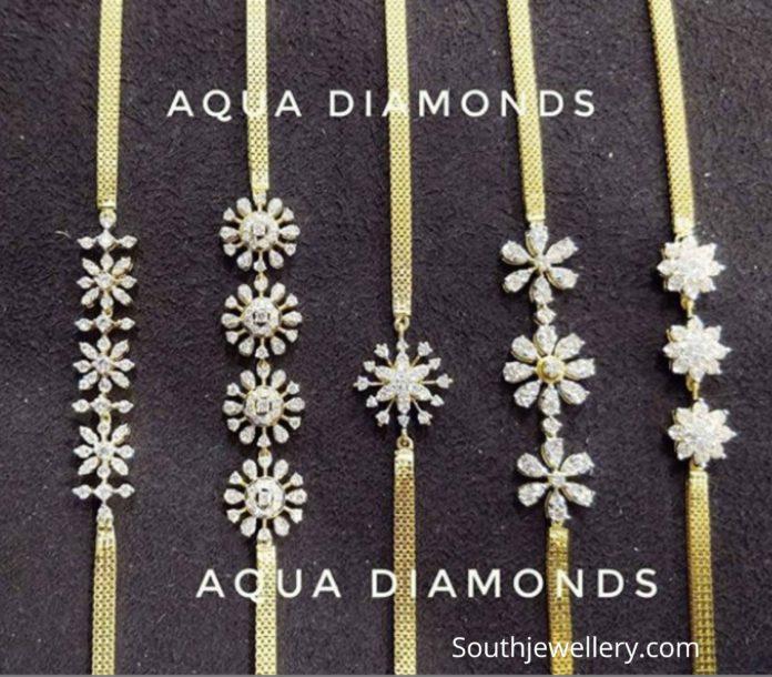 thali sutram chain designs