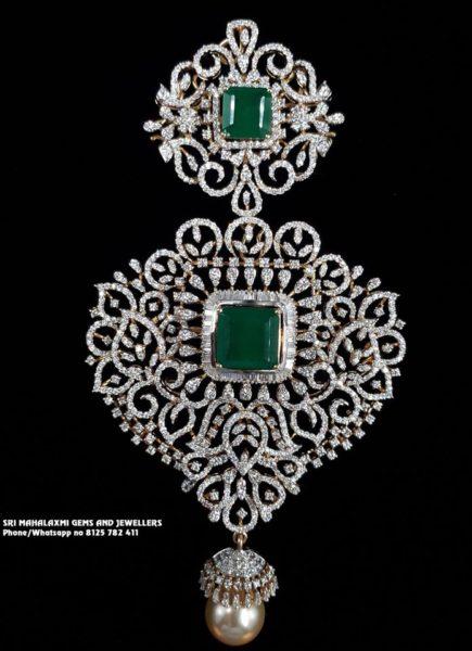 6 in 1 multi purpose diamond emerald haram