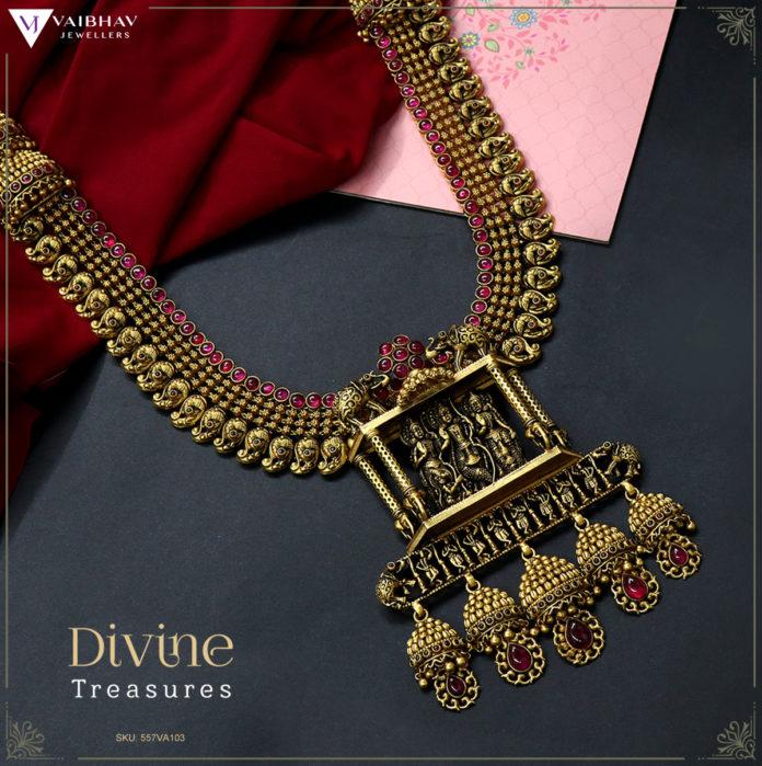 temple jewelry designs 2020