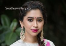 aarti ravi diamond earrings (1)