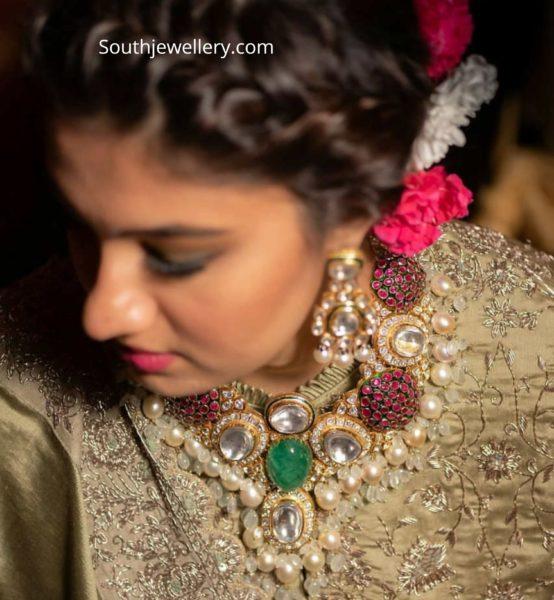 anam mirza sangeet jewellery (1)