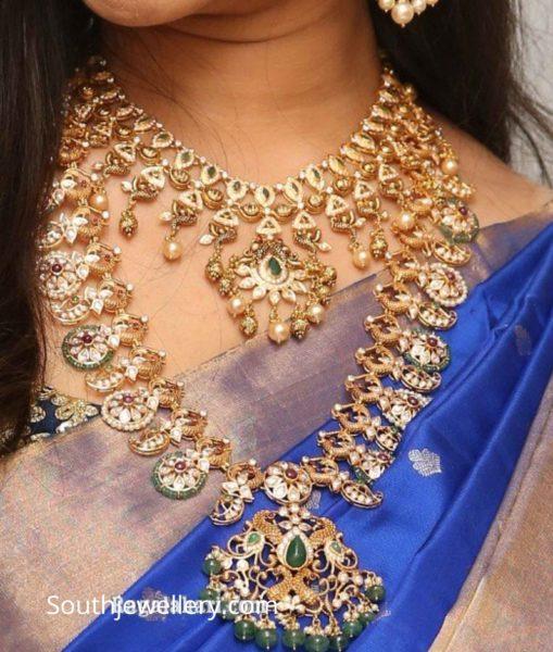 antique gold pachi jewellery (2)
