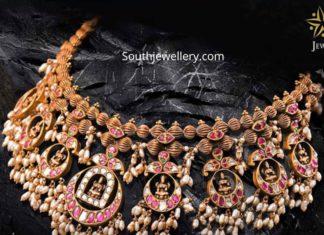 bottu necklace