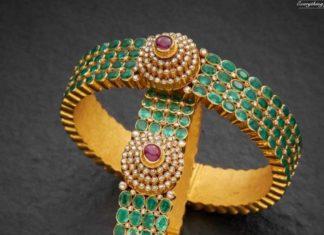 emerald bangles (1)