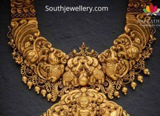 latest gold haram designs (2)