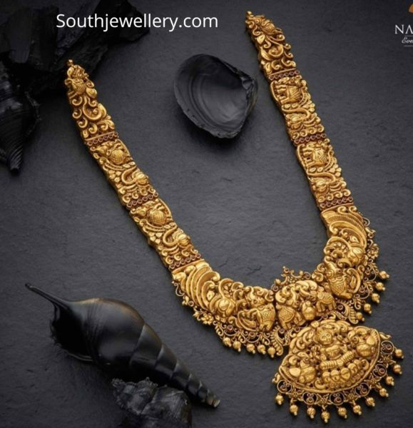 latest gold haram designs (2)