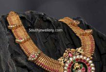 latest gold haram designs 2020