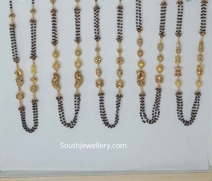 nallapusalu chain designs