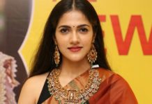 simran in temple jewellery (1)