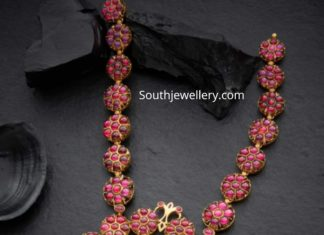 floral ruby haram