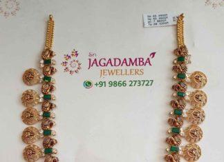 light weight hamsa lakshmi haram