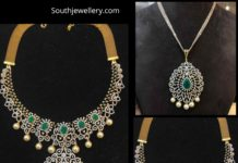 multi purpose 3 in 1 diamond necklace