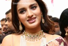 nidhhi agerwal in pearl haram by manepally (3)