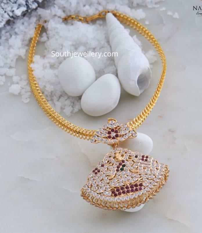 padaka necklace with pendant (3)