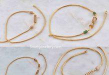 thali chain designs
