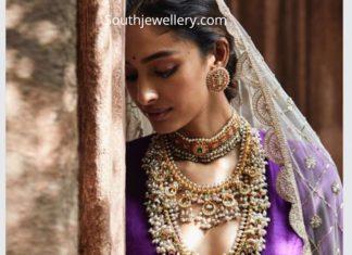 traditional gold jewellery by kishandas